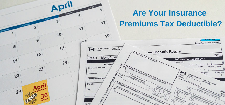 Are Your Insurance Premiums Tax Deductible? - Merit ...